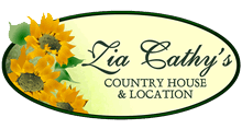 Zia Cathy's Country House & Location