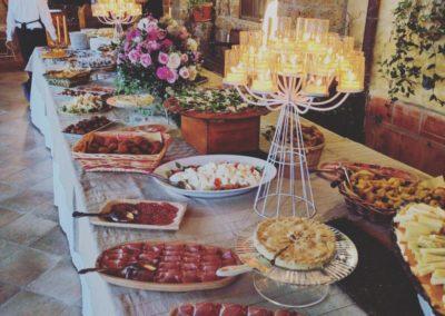 26_zia_cathys_allestimento buffet antipasti